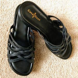 Cole Haan Nike Wedge Sandals